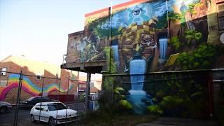 PEQUE VRS The Street Art Walk