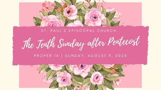 The Tenth Sunday after Pentecost