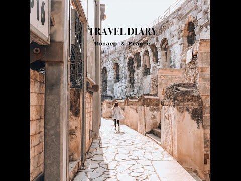 TRAVEL DIARY // Monaco & France