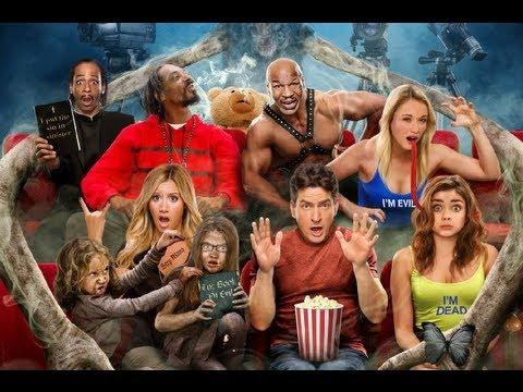 Scary Movie 5 Trailer Deutsch