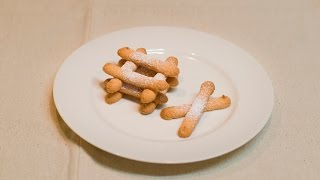 アーモンドクッキーを作るっ! / Make The Almond Meringue Cookie