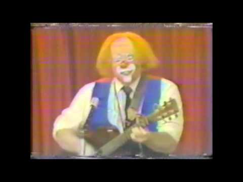 The Vegetable Song (the Barnyard Dance) by Jimmy the Clown on the Bozo Show Steve Goodman