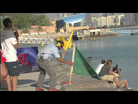 F1H2O ABUDHABI 2013 - Highlights
