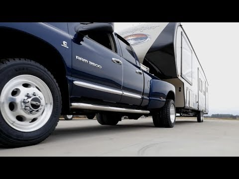 2017 Dodge 3500 >> Vision Wheel - Heavy Hauler - YouTube