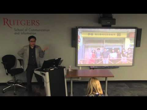 "Yong-Chan Kim - ""Communication Technology and Urban Community: Stories from Seoul"""