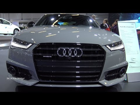 2018 Audi A6 - Exterior And Interior Walkaround - 2018 Montreal Auto Show