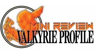 Valkyrie Profile (PS1) Mini Review | The Game Grinder