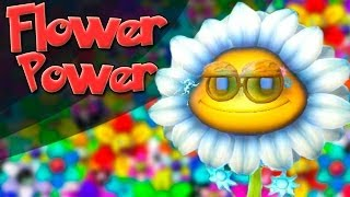 FLOWER POWER | PlantsVsZombies Garden Warfare