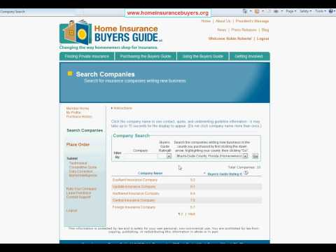 Home Insurance Florida >> Florida Home Insurance Buyers Guide Follow These Steps To