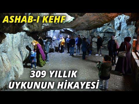 309 yıllık uykunun hikayesi... Ashab-ı Kehf Mağarası