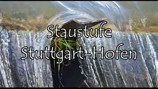 Jens Karsten Carl - Neckar-Staustufe Stuttgart-Hofen