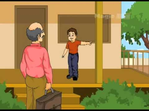 Neighbours - Good Habits And Manners - Pre School - Animation Videos For Kids