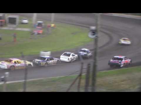 Stock Car Amain @ Hamilton County Speedway 07/08/17