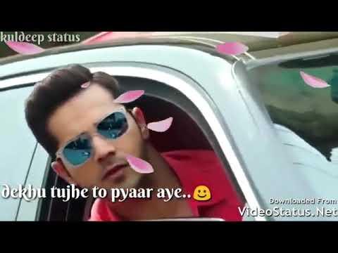 Dekhu Tujhe To Pyaar Aaye 🤗status Video. S. J
