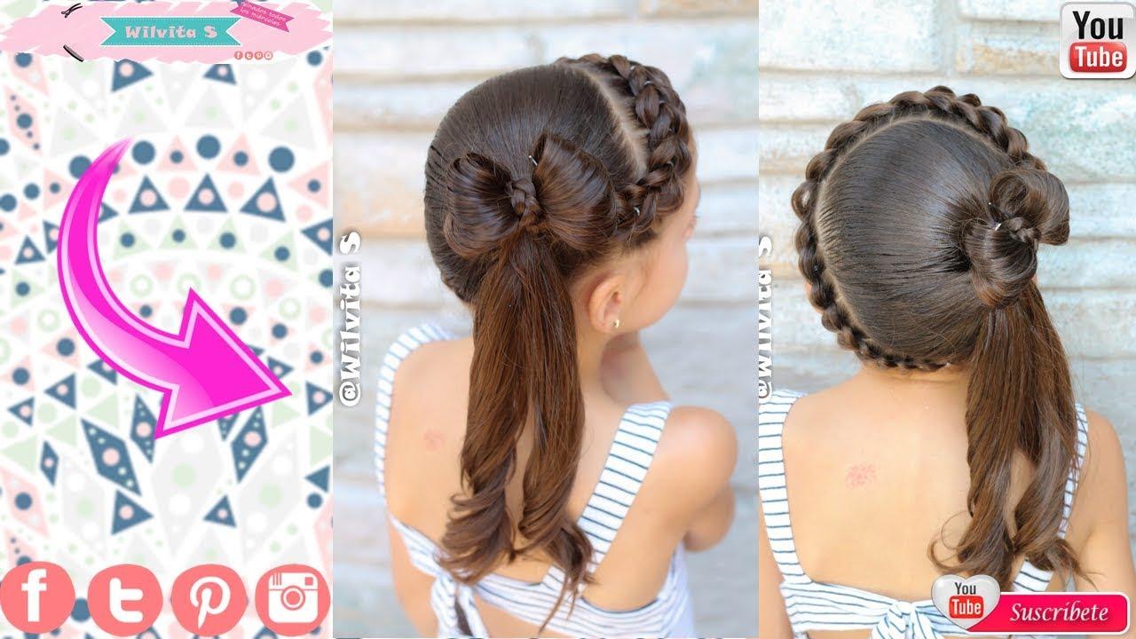Peinados faciles y bonitos con mono