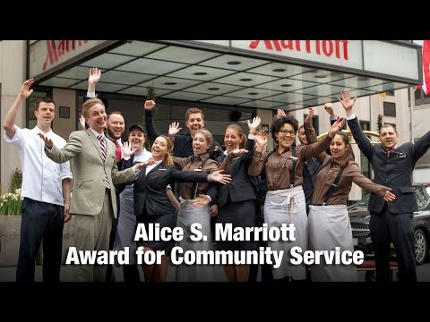 Big hearts for those in need in Berlin | 2016 Marriott Awards of Excellence