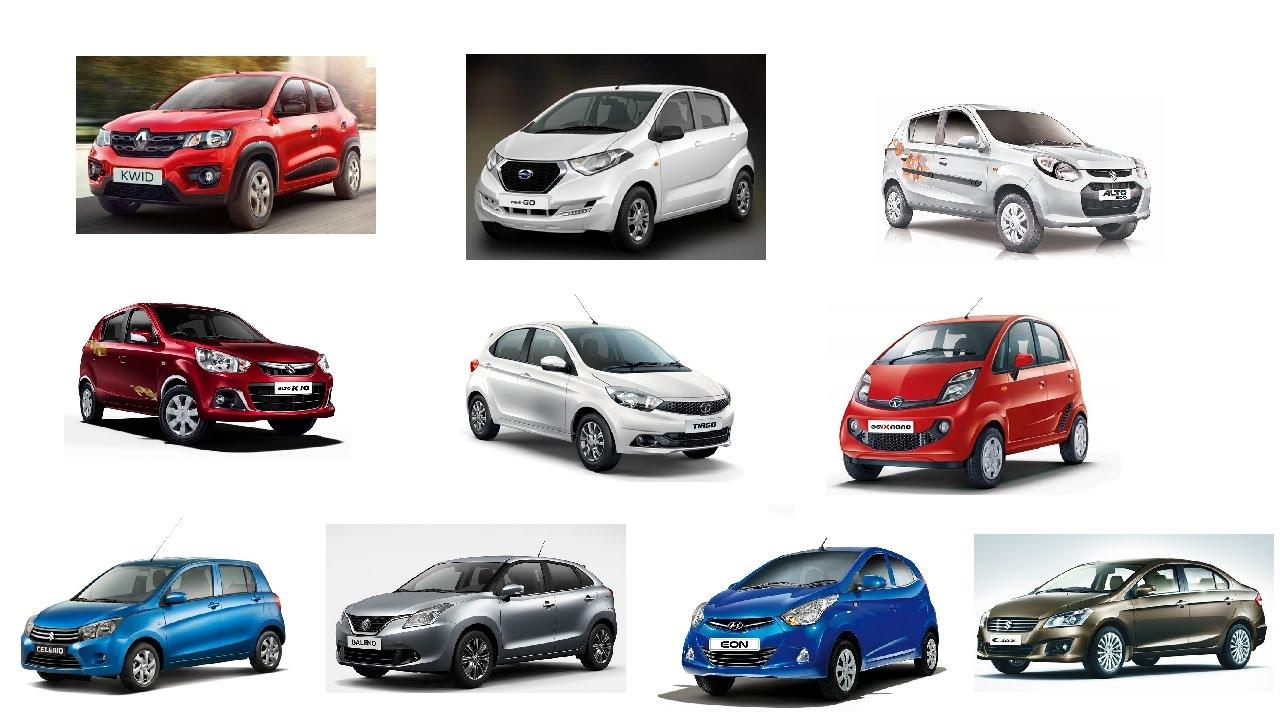 Top 10 Fuel Efficient Petrol Cars In India Mileage