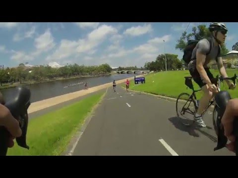 Magnificent Melbourne Bike trails - Merri Creek trail - 45km