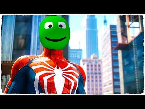 ¡SOY SPIDER-MANU! JUGAMOS AL NUEVO SPIDERMAN DE MARVEL E INSOMNIAC EN PS4