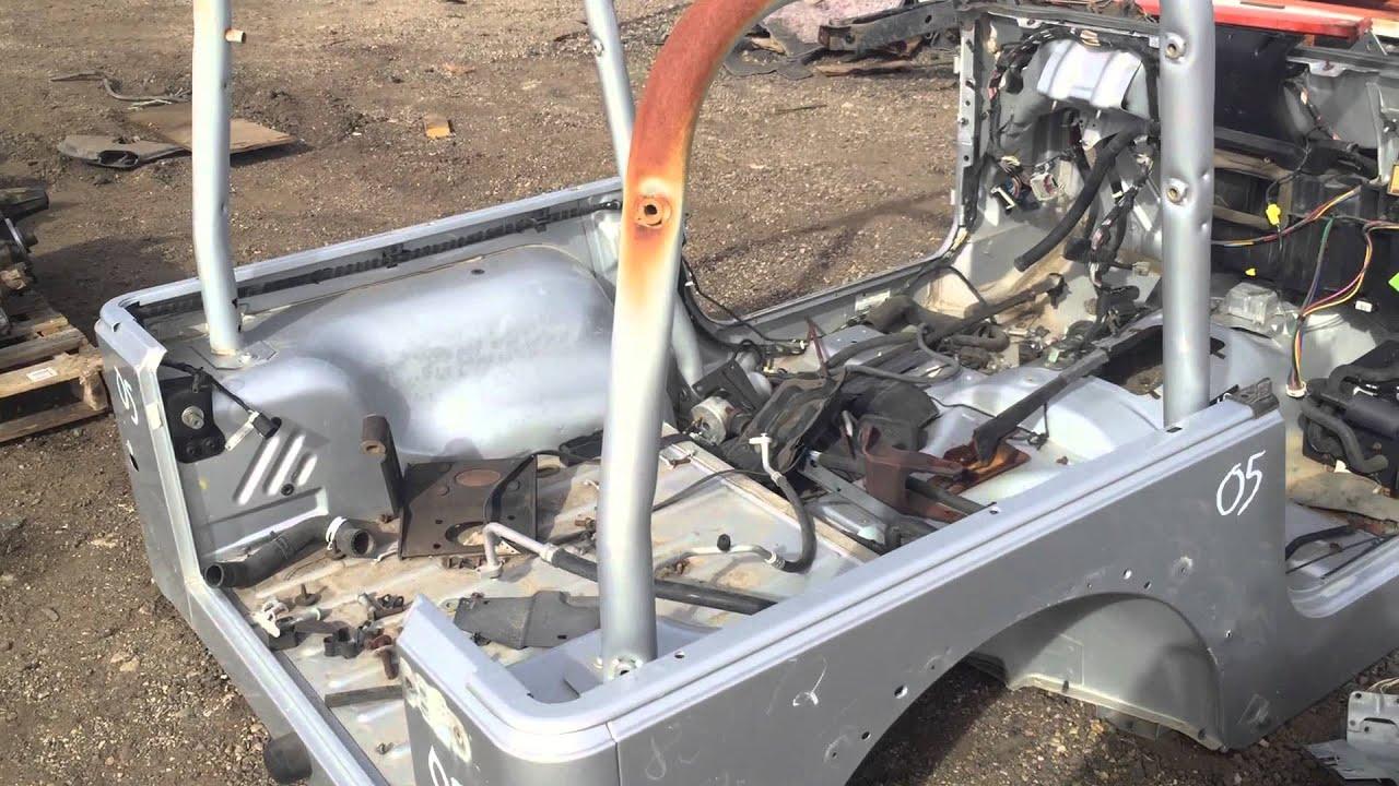 firewall jeep wrangler photos [ 1280 x 720 Pixel ]