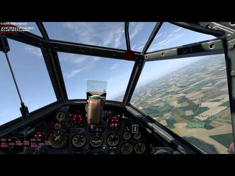 IL-2 Cliffs of Dover - Messerschmitts Over England