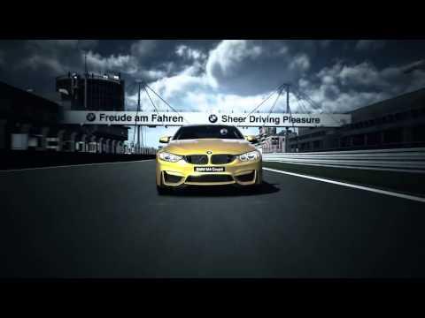 Gran Turismo 6 - BMW M4 Coupé Trailer