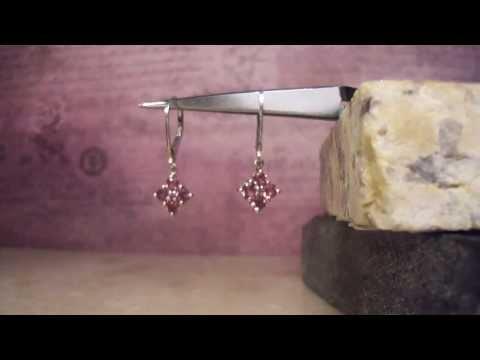 Bekily Sterling Silver Earrings