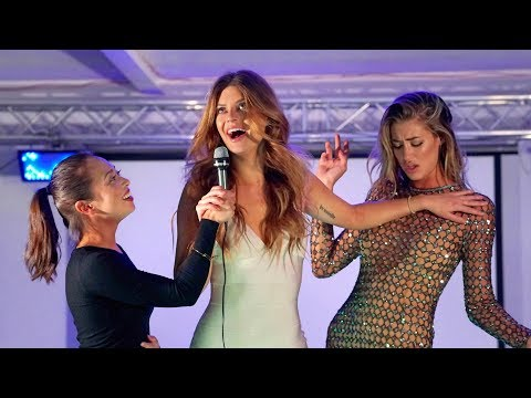 Thumbnail: America's Next Top Runway Model | Hannah Stocking