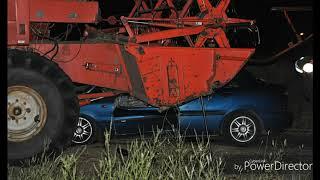 Wpadki maszyn rolniczych