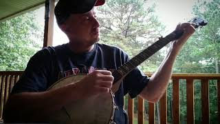 Katy Wells (Kitty Wells) - Clawhammer Banjo