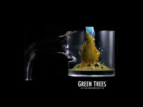 Green Trees - Grapefruits Hash Rosin