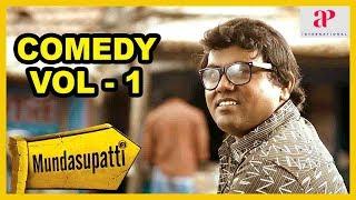Mundasupatti Movie Comedy  | Part 1 | Vishnu Vishal | Kaali Venkat | Ramdoss | Nandita | Anandaraj