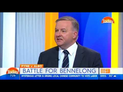 Today Show - Kristina Keneally will deliver for Bennelong - Friday, 15 December 2017