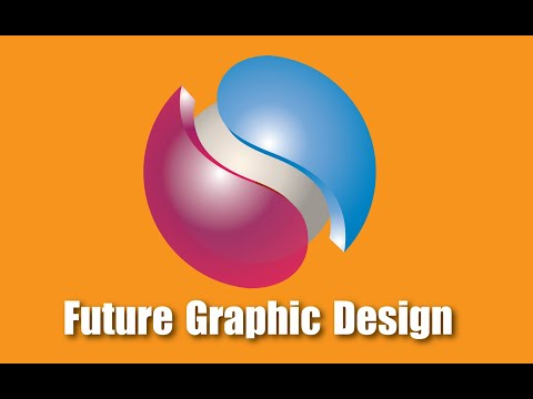 How to Make a 3D Logo in Adobe Illustrator|Illustrator Tutorial thumbnail