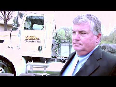 Jeff Dillon - Dillon Transport Driving Change