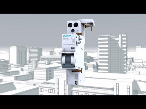 Siemens 5SM6 AFD units