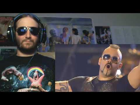 Sabaton - White Death (Live At Woodstock) (Reaction)