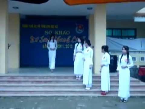 nữ sinh thanh lịch THPT Huỳnh Ngọc Huệ, Đại Lộc, Quảng Nam p1