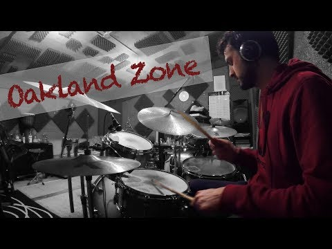 Oakland Zone - Tower of Power - Luca Michelotti Drum Cover