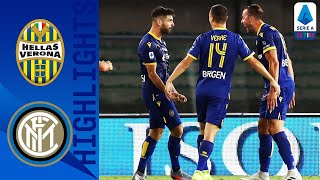 Hellas Verona 2-2 Inter | Inter Draw After Conceding a Late Equaliser | Serie A TIM