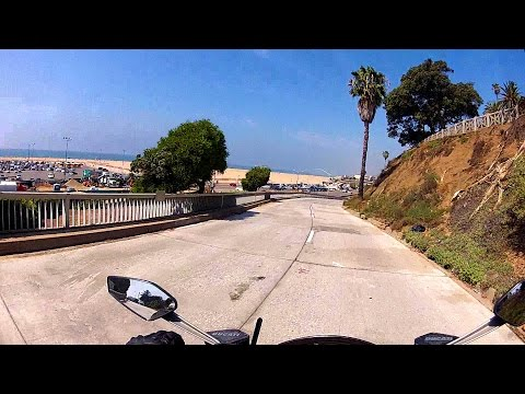 California Cruisin' - Part 1 - LA, Santa Monica & Malibu