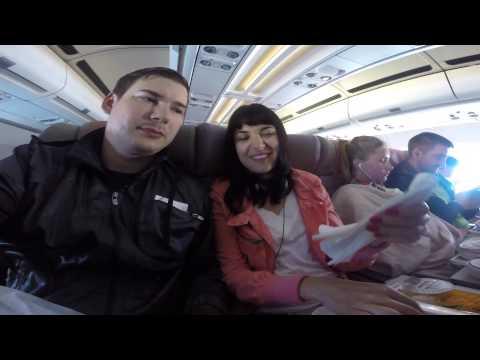 Эмираты: эконом-класс в самолёте Emirates