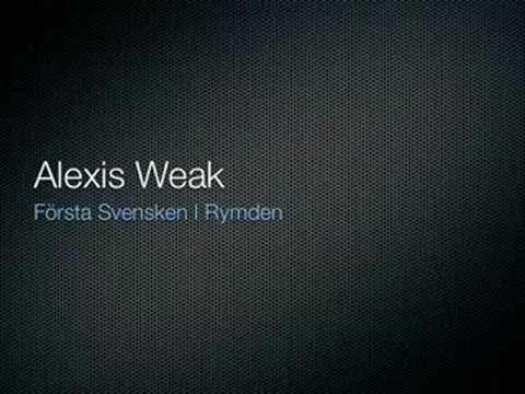 alexis weak
