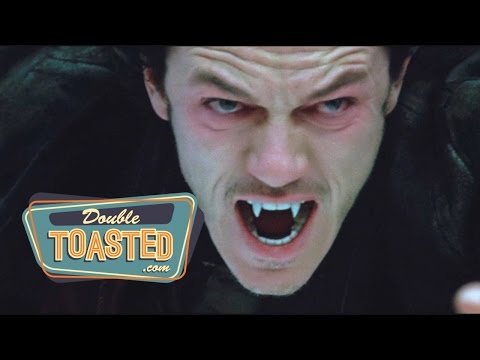 DRACULA UNTOLD - Double Toasted Video Review