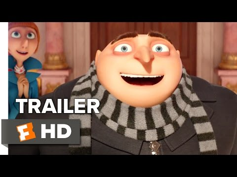 Thumbnail: Despicable Me 3 Trailer #2 (2017) | Movieclips Trailers