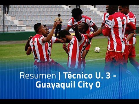 Tecnico U. Guayaquil City Goals And Highlights