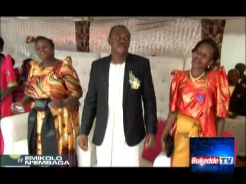 Emikolo n'embaga: Shiro Maureen Kazimbira ne Emmanuel Ssenono Part C