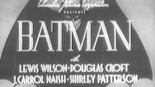 Batman - serial 1943