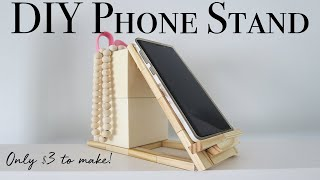 DIY Phone Stand & Pen Holder ~ Easy Dollar Tree DIY
