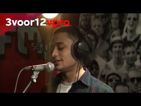 Loyle Carner - Live bij 3voor12 Radio